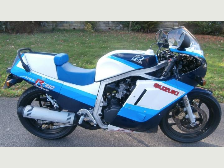 4,495 Suzuki GSXR750 G 749cc - J B Motorcycles, pre-owned